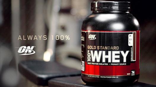 100 whey protein avis