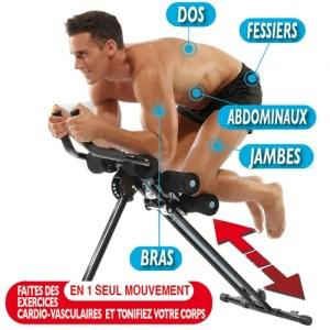 5 minutes shaper exercices