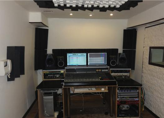 acoustique home studio