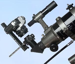 adapter un appareil photo sur un telescope