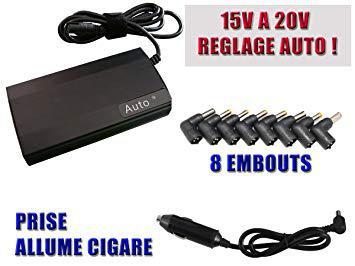 allume cigare ordinateur portable