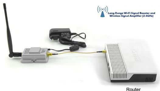 amplificateur de signal wifi longue portée