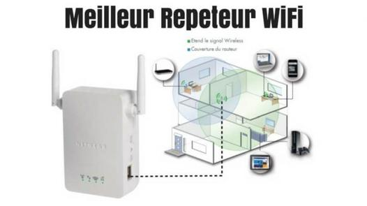 amplificateur repeteur wifi
