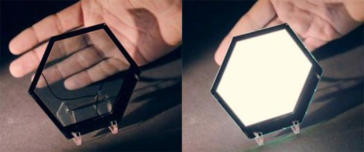 ampoule oled