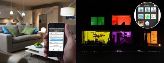 ampoule smartphone