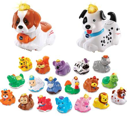 animaux vtech