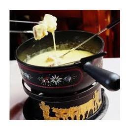 appareil à fondue savoyarde traditionnel