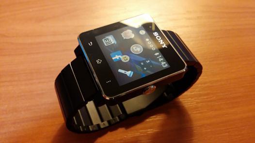 application pour smartwatch 2