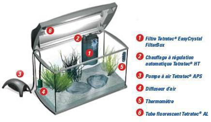 aquarium equipement