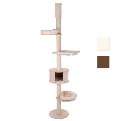 arbre a chat fixation plafond