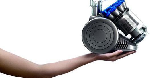 aspirateur compact sans sac