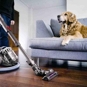aspirateur pour poil de chien