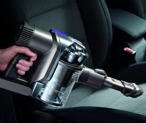 aspirateur voiture sans fil puissant