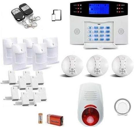 avis sur les alarmes maison