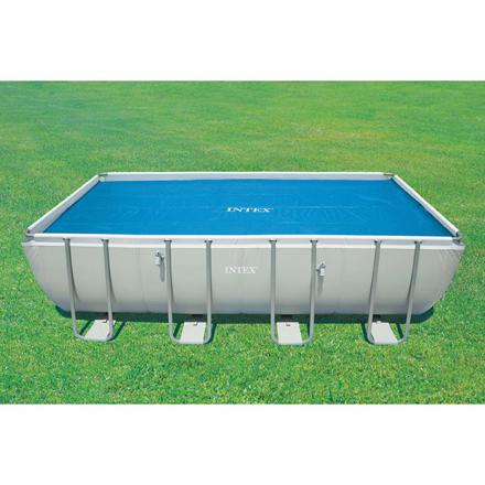 bache a bulle pour piscine intex rectangulaire