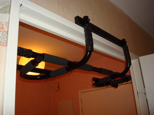 barre de traction pour cadre de porte