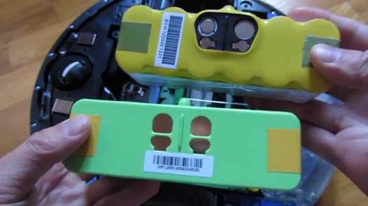 batterie irobot roomba 980