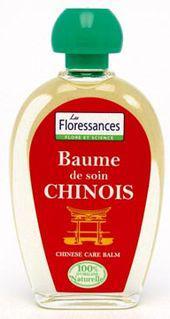 baume de soin chinois