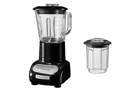 blender kitchenaid noir