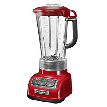 blender kitchenaid rouge