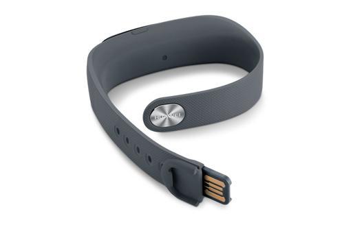 bracelet connecté reveil intelligent