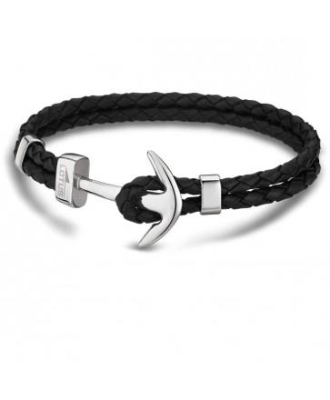 bracelet homme ancre