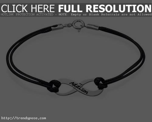 bracelet personnalisé femme pas cher