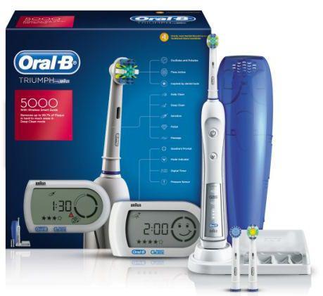 braun oral b 5000