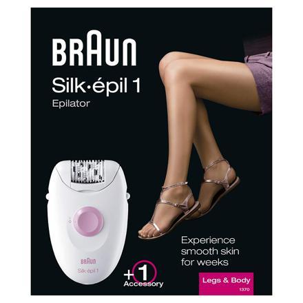 braun silk epil 1