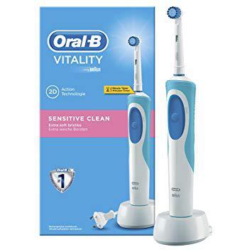 brosse a dent electrique oral b braun