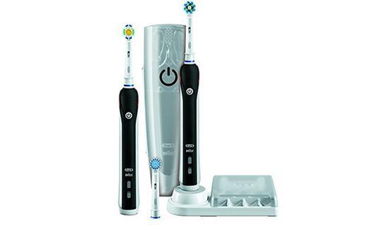 brosse a dent electrique test