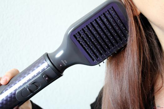 brosse coiffante soufflante