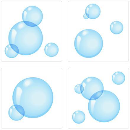 bulle de bain