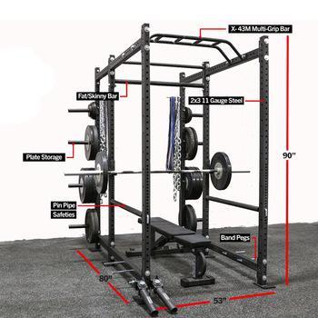 cage squat