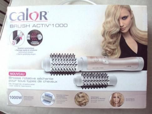 calor brush activ