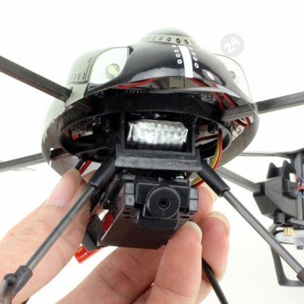 camera embarquée drone