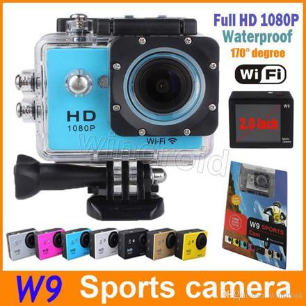 camera sport 1080p