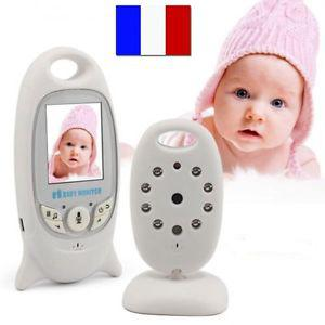 caméra surveillance bébé sans fil