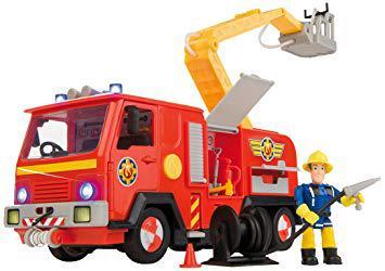 camion de pompier sam le pompier