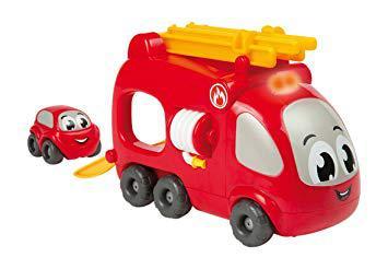 camion de pompier smoby