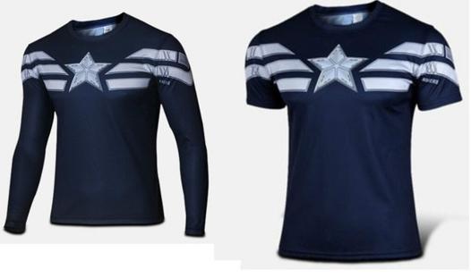 captain america 2 t shirt