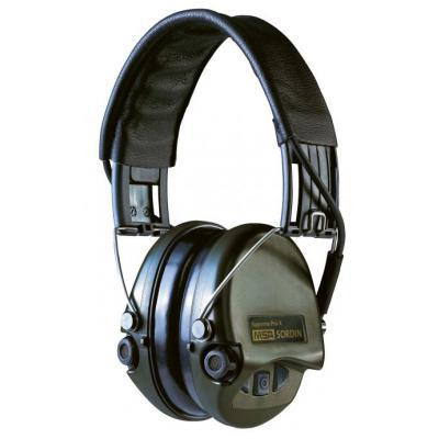 casque anti bruit electronique