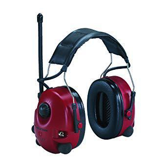 casque anti bruit radio
