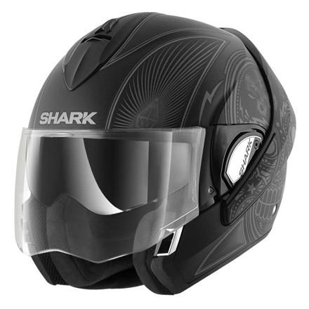 casque modulable shark