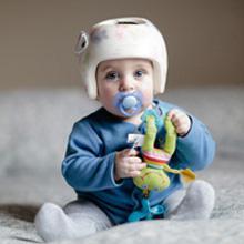 casque protection bebe premier pas