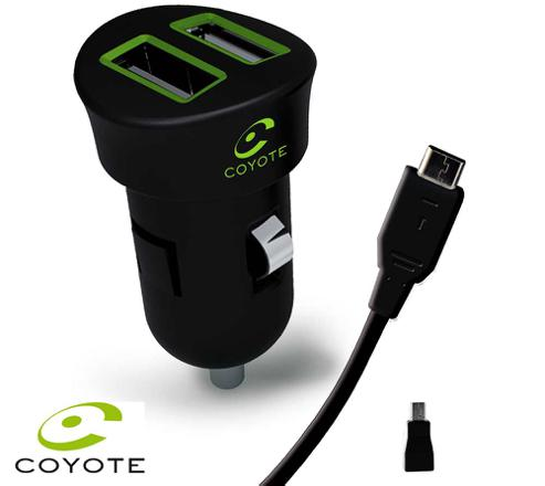 chargeur coyote