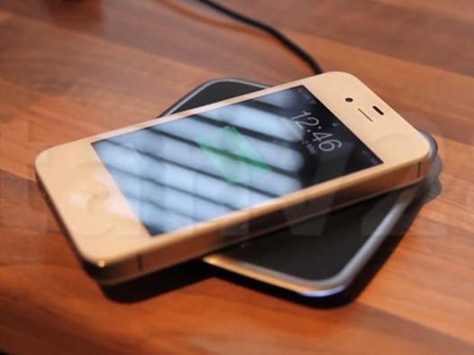 chargeur iphone 4 sans fil