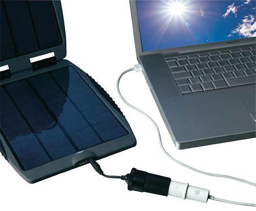 chargeur solaire pour pc portable