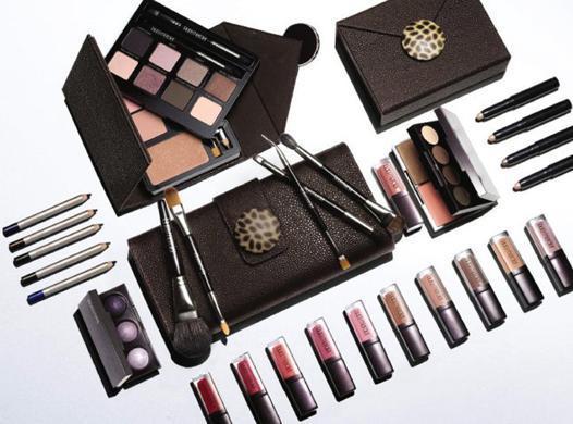 coffret maquillage de luxe