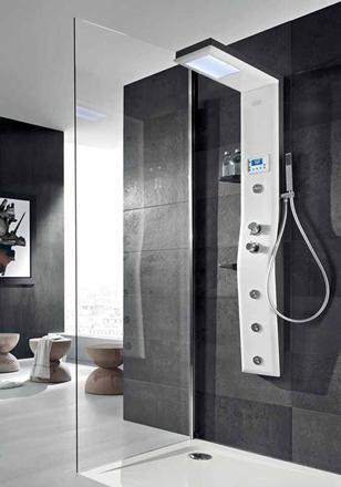 colonne de douche de qualité